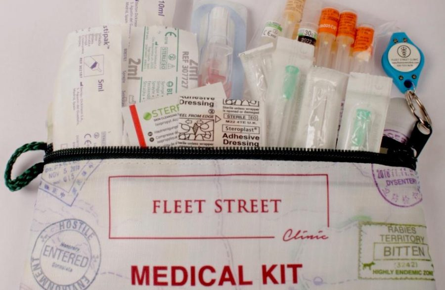 Sterile Needle Kit