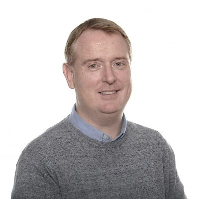 Mr Andrew Doody, GP at Fleet Street Clinic