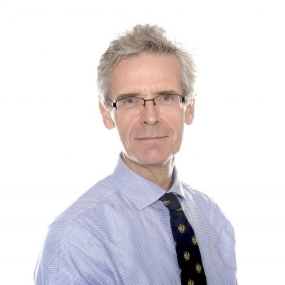 Dr Will Cave, GP at Fleet Street Clinic