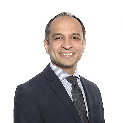 Mr Nish Dattani, GP at Fleet Street Clinic